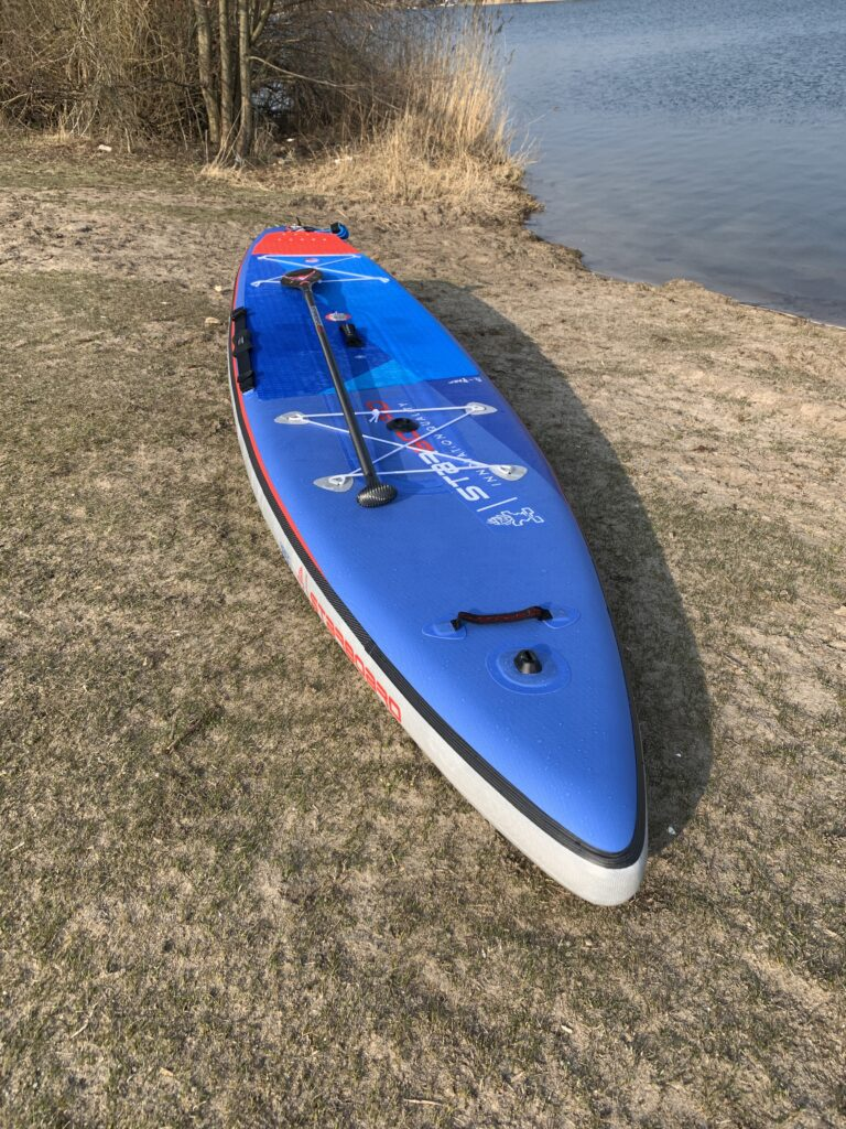 Starboard Touring 2021 Oberseite