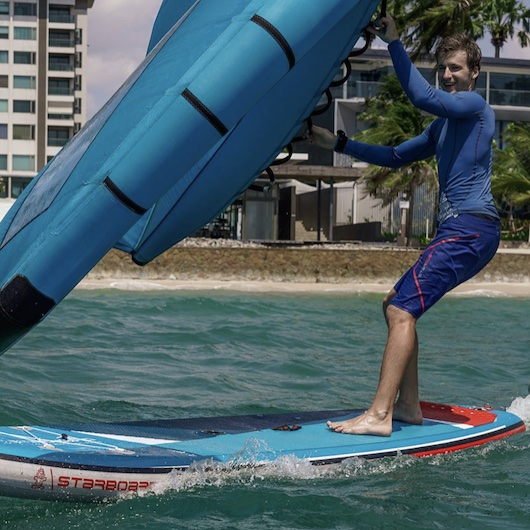 Windsurf SUP Wing