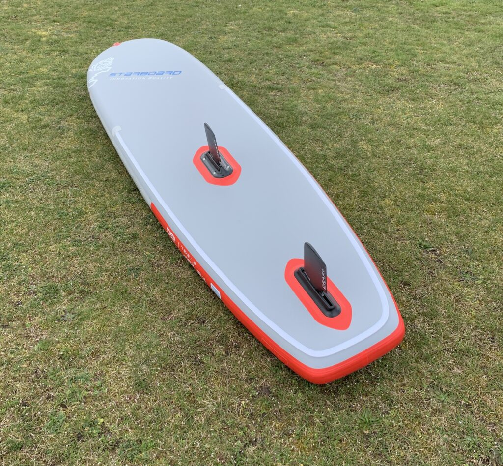 Starboard 2021 SUP Windsurfing inflatable Abrisskante