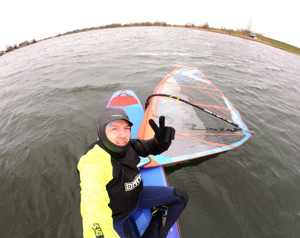 SUP Windsurfing inflatable Fun