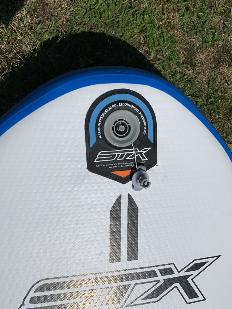 STX iFOIL WING Detail 3