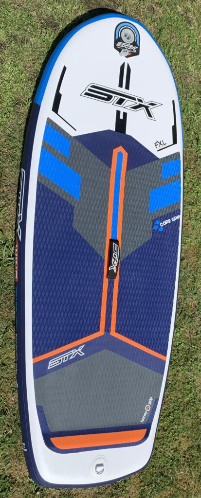 STX iFOIL WING Oberseite