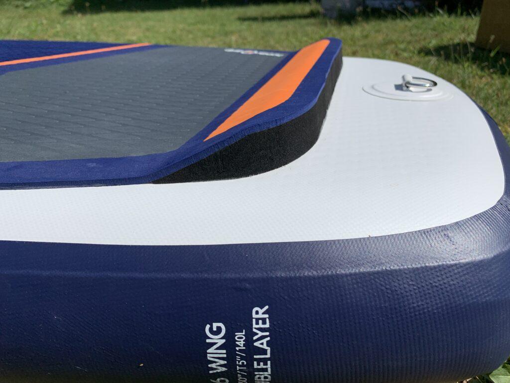 STX iFoil Wing Kick Tail